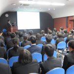 理学療法学科 就職説明会が開催されました。