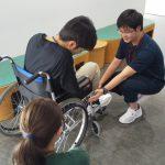 車椅子を学ぶ!!